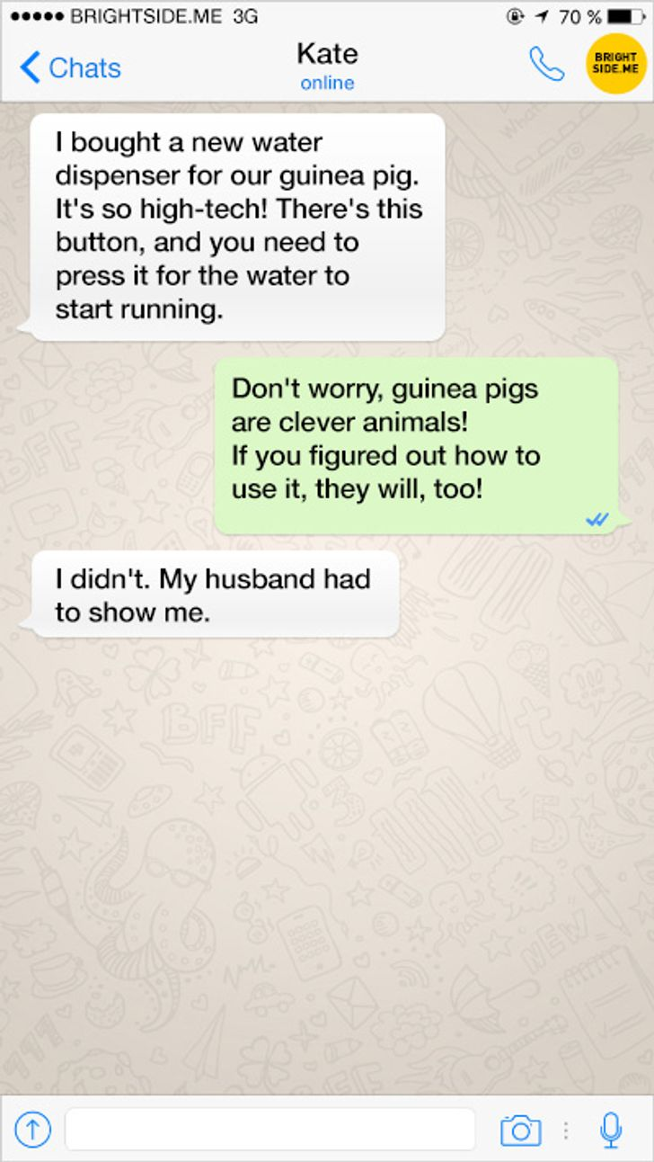 9 Examples of Pure SMS Chat Genius