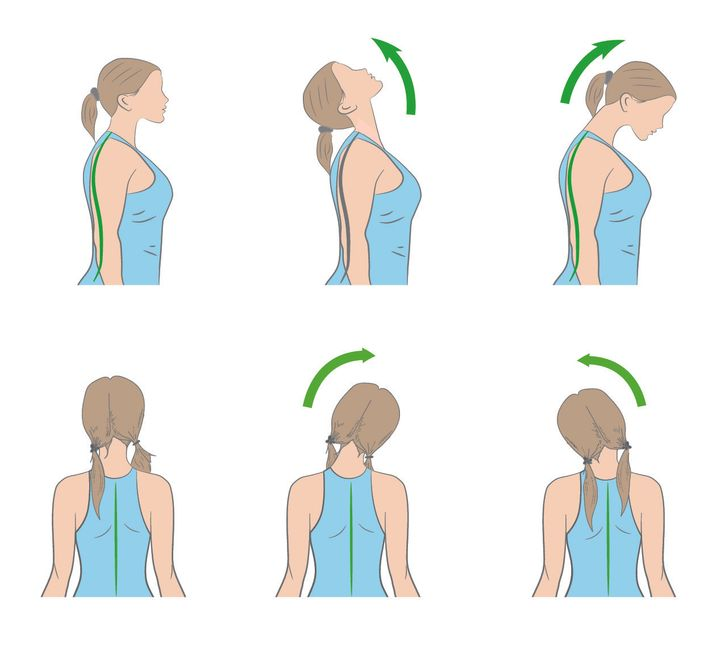 7 Exercises You Can Do to Make Your Hair Lush