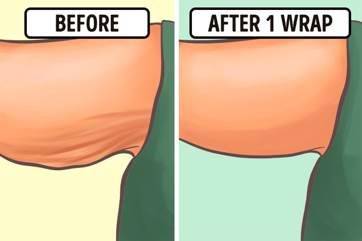 8 Body Wraps That Can Help You Sculpt Your Body Like Clay