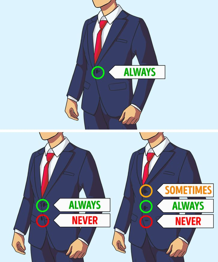14 Dressing Rules That Everyone Should Learn Once and for All