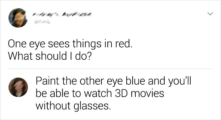 12 People Who Can Come Up With a Perfect Comment Out of the Blue