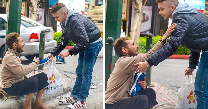 19Photos toMake You Feel All Warm Inside This World Kindness Day