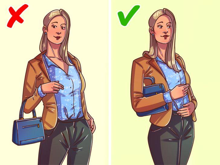 9 نوع کیف دستی که ممکن است به کمر شما آسیب برساند و نحوه حمل ایمن آنها