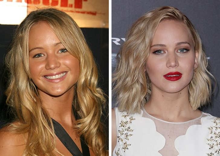 16Celebs Before They Hired Top Stylists