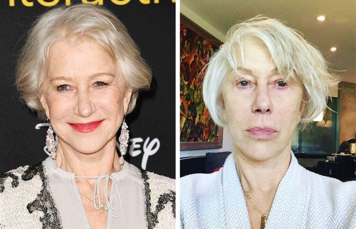 16 Celebs That Weren't Afraid to Show Their No-Makeup Look