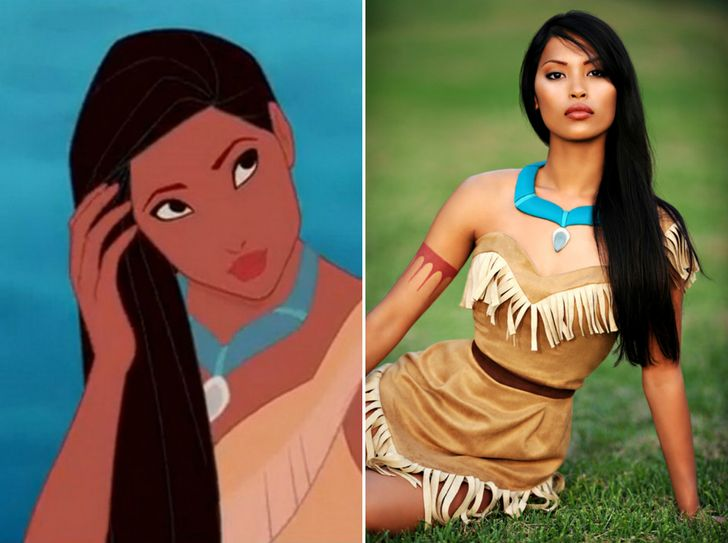 What Disney Princesses Would Look Like In Real Life