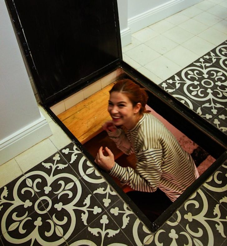 15Awesome Hidden Rooms That Would Make Every House Perfect