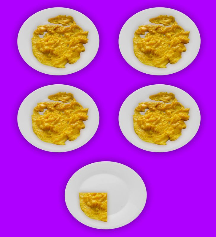 What 1,000 Calories Looks Like in Different Foods