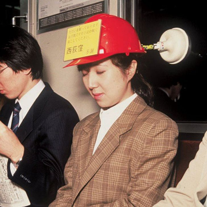 20 Ingeniously Weird Gadgets Only the Japanese Could Have Invented