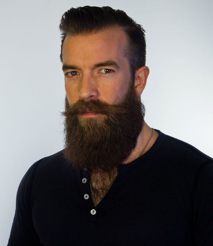 15 Men Who Ditched the Razor and Released Their Inner Viking