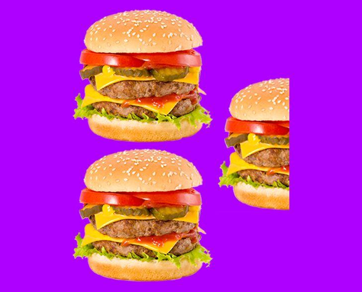 Jak wygląda 1000 kalorii w różnych produktach spożywczych