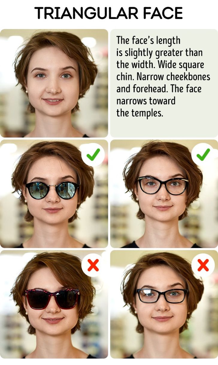 How to Pick the Perfect Sunglasses for Your Face Type
