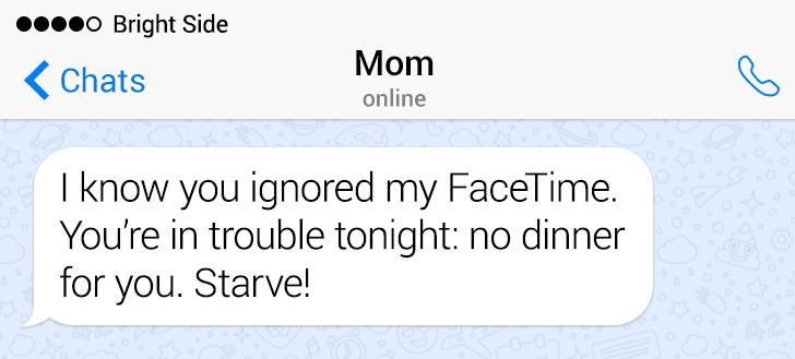 14 Situations Proving You Always Have to Be on Alert With Family