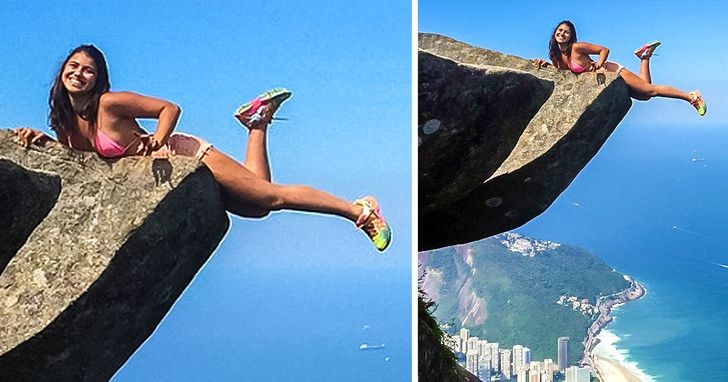 30Crazy Shots That Can Make Your Head Spin