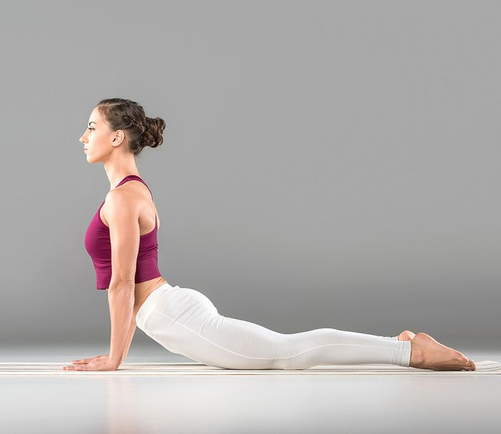 15 Yoga Asanas That Will Give You A Flat Tummy