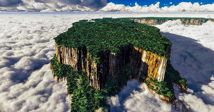 21Stunning Landscape Photos That Were Probably Taken onAnother Planet