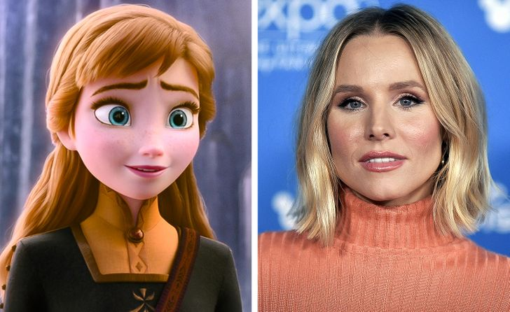What 20 People Who Voiced Our Favorite Characters Look Like