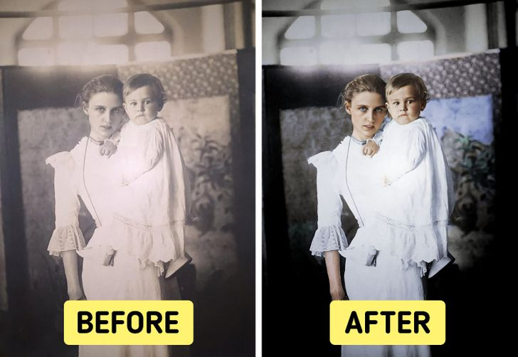 18 Times Photoshop Helped Us Go Back to an Enchanting and Nostalgic Past