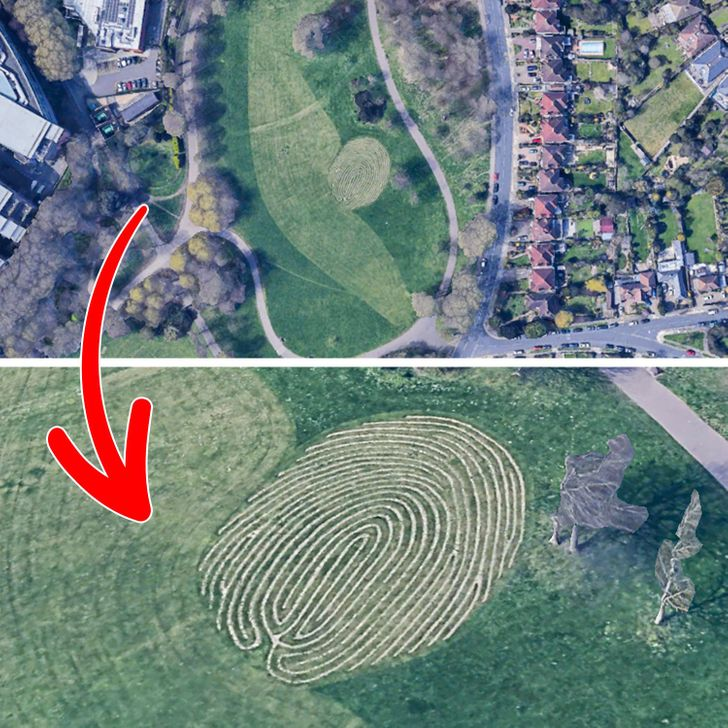 10 Intriguing Places That Were Found Thanks to Google Maps