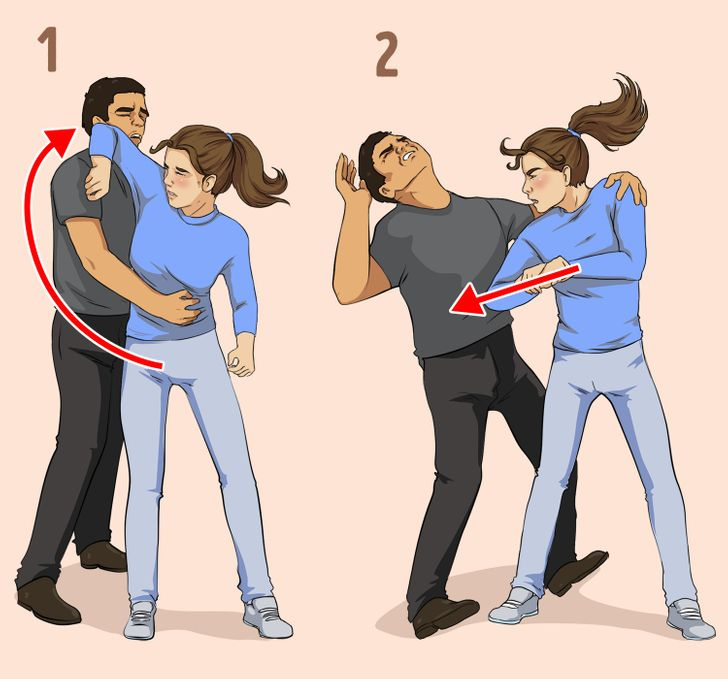 7 Self Defense Techniques For Women Recommended By A Professional