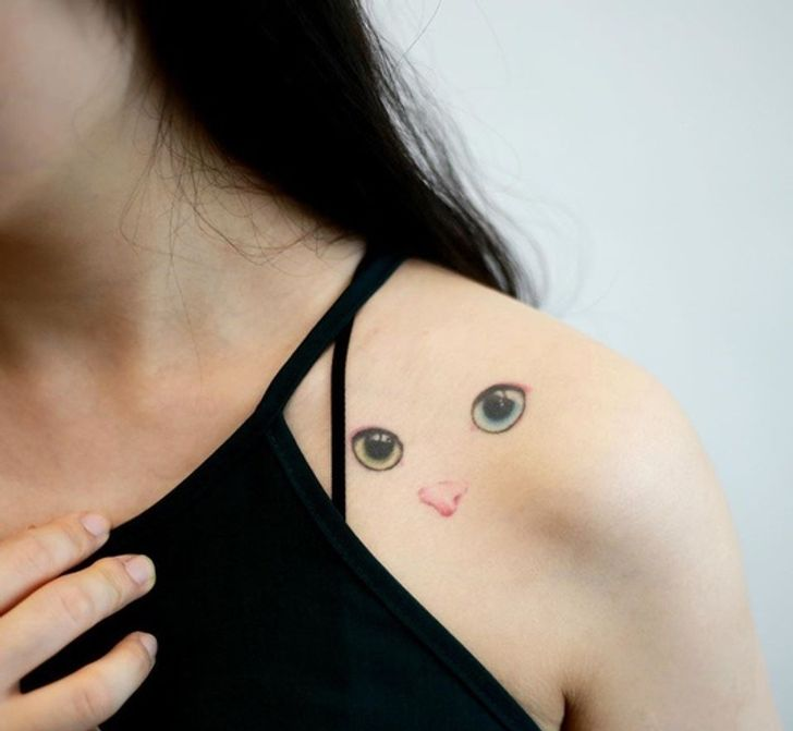 20 Tattoos That Will Teleport You to a Fairytale World