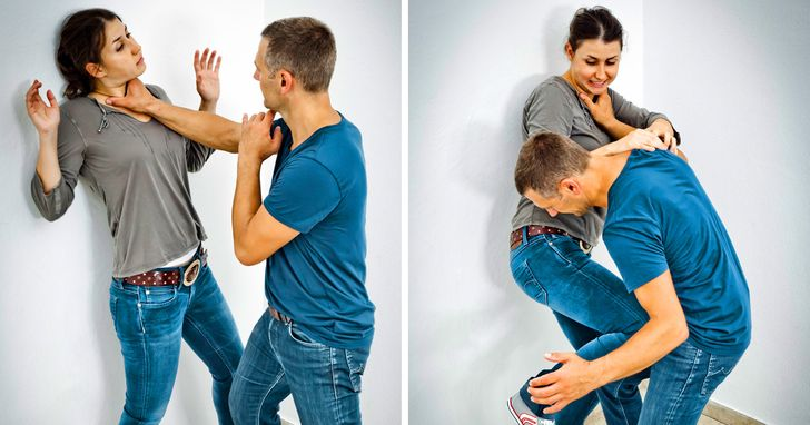 9Self-Defense Pressure Points That Can Save Your Life One Day