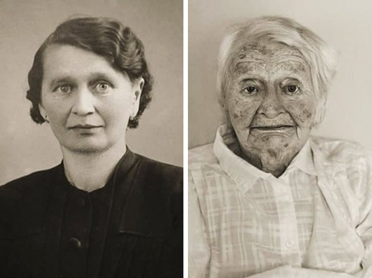 A Photographer Shared the Photos of People Who Have Lived More Than 100 Years. The Whole Era Is in Their Stories