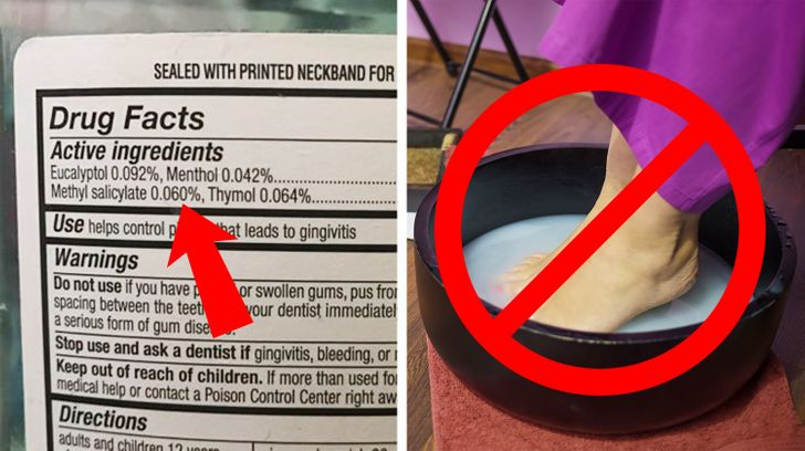 3 Benefits That Listerine Foot Soaks Can Give You