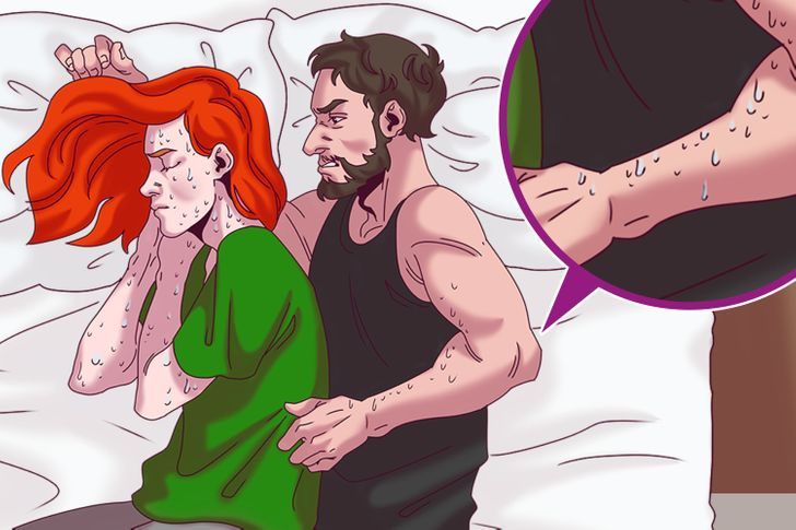 7 Sleeping Problems Couples Are Facing, and How to Solve Them