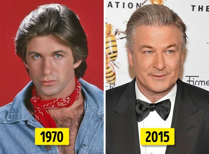 25Celebrities Who've Changed Beyond Recognition