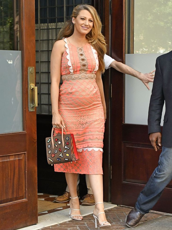 30 Maternity Looks From Celebrities That Showed Us How to Rock Pregnancy Style