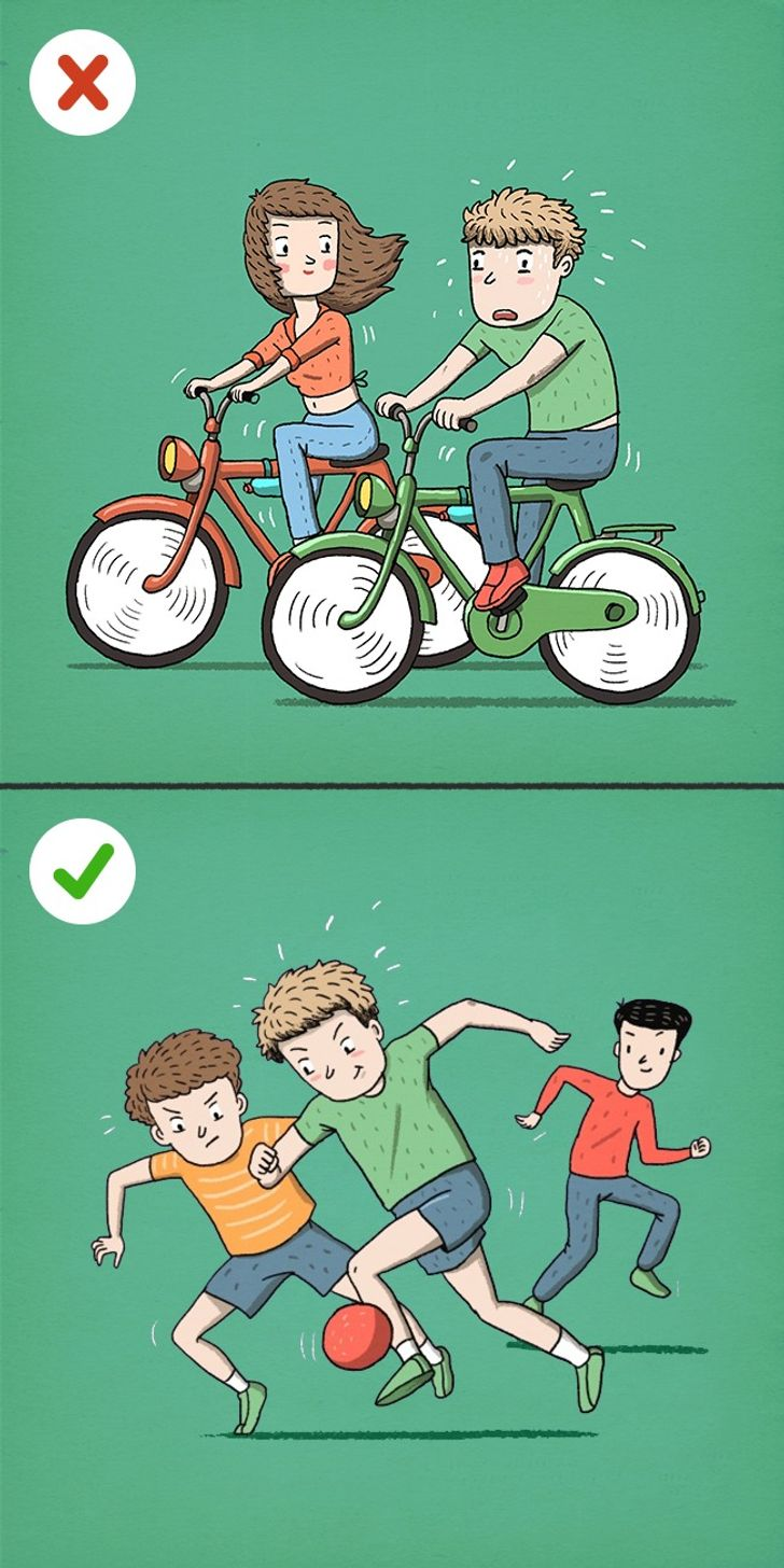 9 Happy Family Rules That Never Work