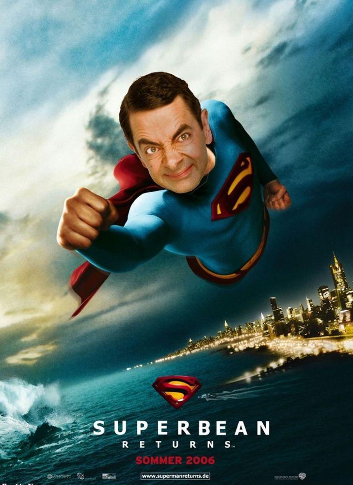What22 Movies Would Look Like IfTheir Heroes Were Played byMr. Bean