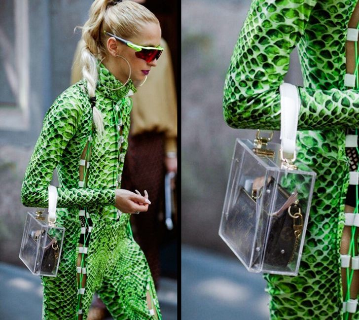 27Crazy Photos That Rebelled Against Fashion