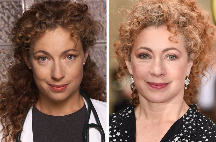 "How Our Favorite Doctors From ""ER"" Have Changed With Time"