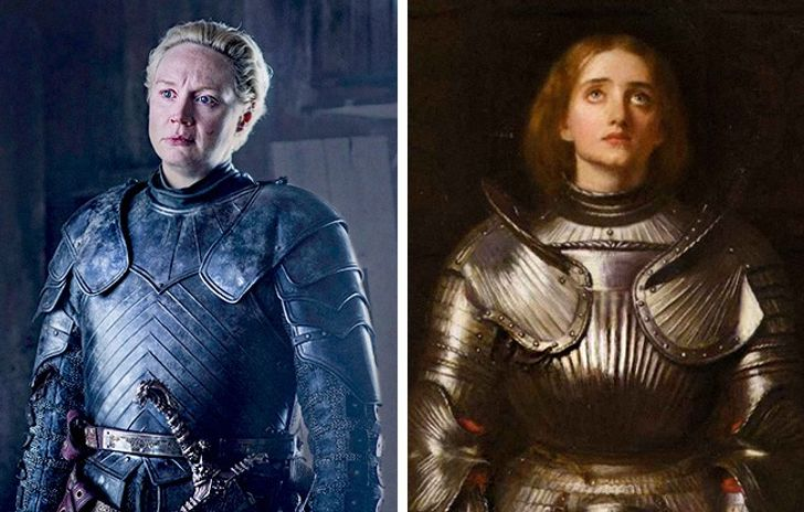 10 Historical Figures Surprisingly Reincarnated in 'Game of Thrones'