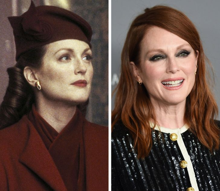 15+ Famous Women Who Chose to Age Naturally and Became Even More Gorgeous