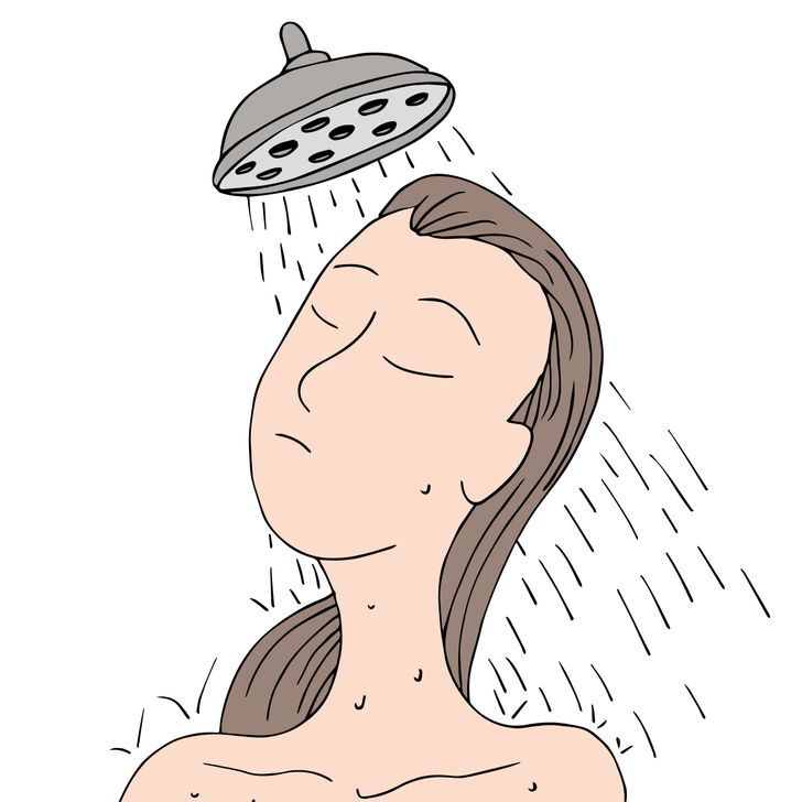 10Common Not-So-Healthy Shower Habits We'd All Better Forget About