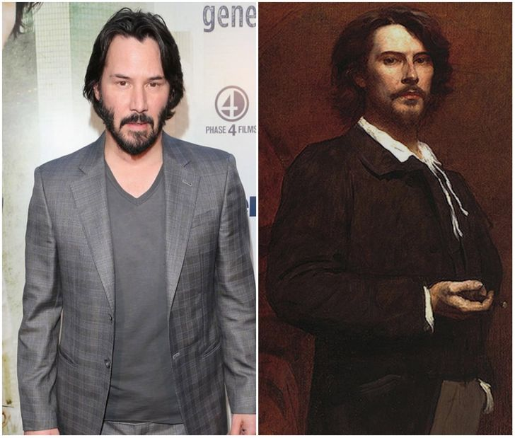15 Celebrities That Prove Time Travel Exists