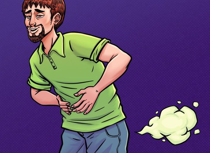 5 Reasons You Shouldn't Hold In Your Fart, According to Science
