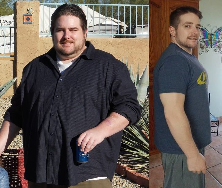 21 Weight Loss Transformations That Prove the Struggle Was so Worth the Result