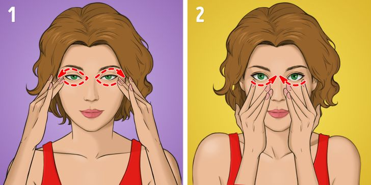 AJapanese Facial Massage That Can Rid You ofSwelling and Wrinkles in5Minutes aDay (Famous Supermodels Swear byIt)
