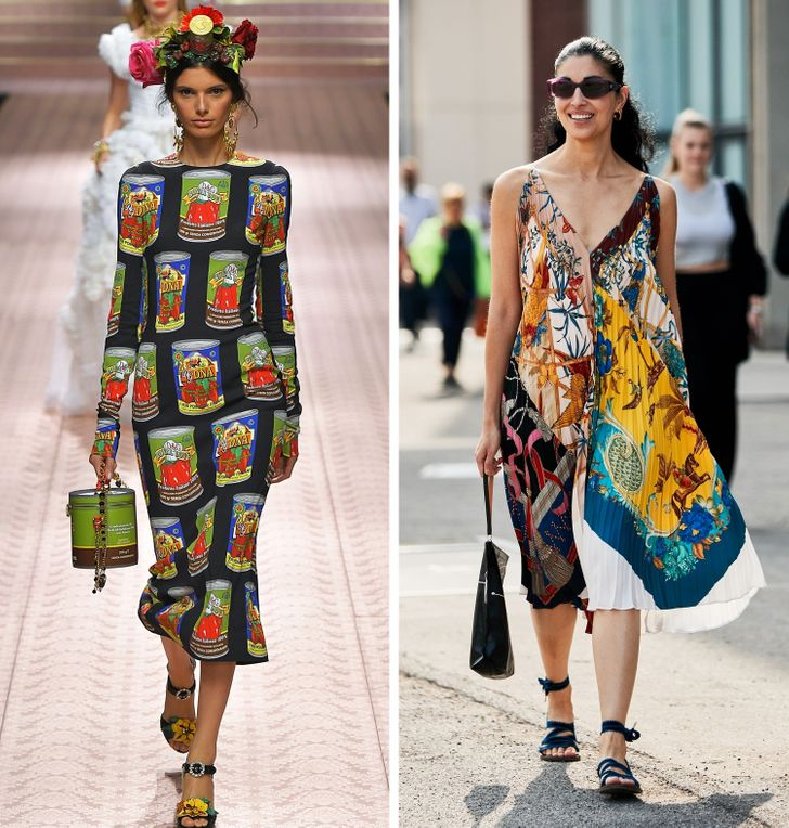 15 Unexpected Clothing Trends That Fashion-Mongers From Around the World Are Already Following