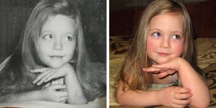 21 Photos That Show the Magic Power of Our Genes