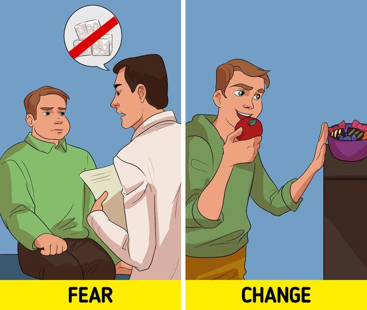 8 arsyet pse një dozë frike mund të jetë vërtet e mirë për ne