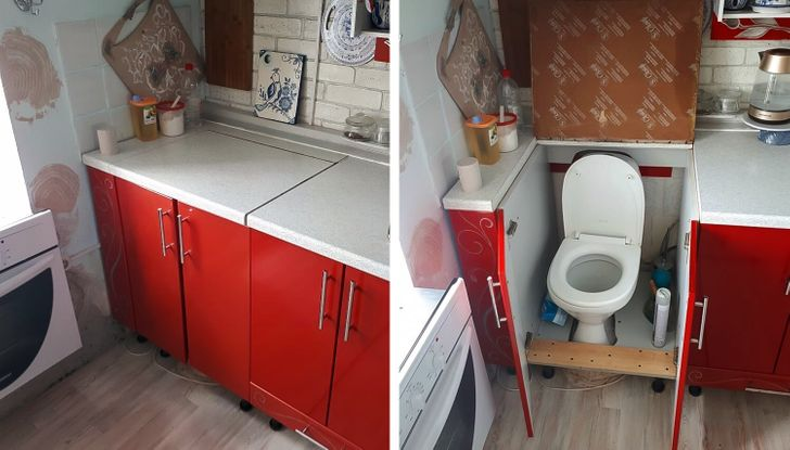 20+ Photos Proving That Renovating With Your Own Hands Is a Never-Ending Compromise