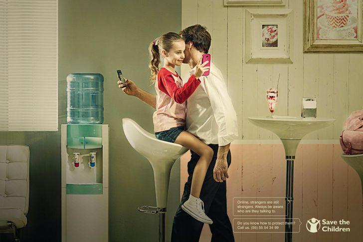 18Ads Proving That Good Social Advertising Must BeShocking