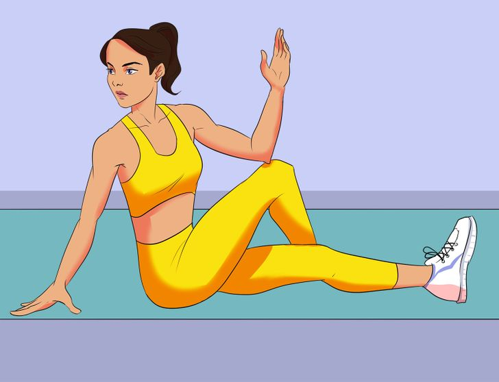 10 No-Move Exercises for Lazybones That Can Reboot Your Body