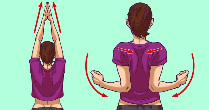 6 Posture Exercises to Improve Hunched Shoulders and Achieve Natural Alignment