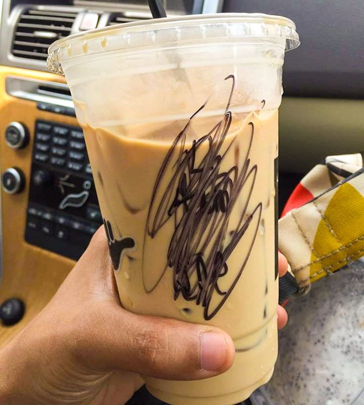 15Times Starbucks Employees Hilariously Misspelled Names